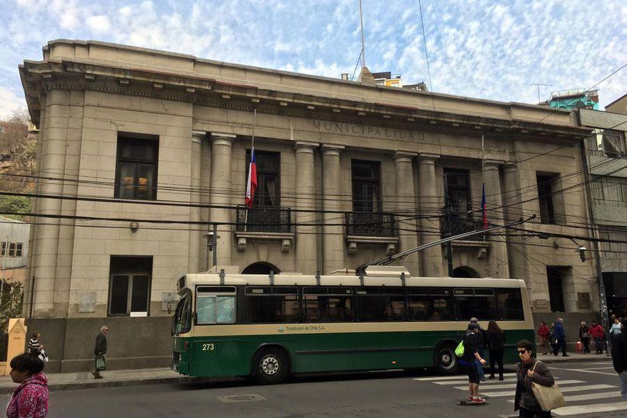 Municipalidad de Valparaíso. Dedvi Missene