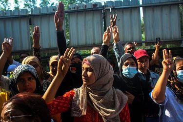 Protestas en Myanmar: funcionario del partido de Suu Kyi muere bajo custodia policial