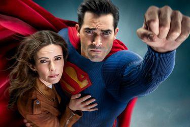 Aquí tienen un nuevo póster de Superman & Lois