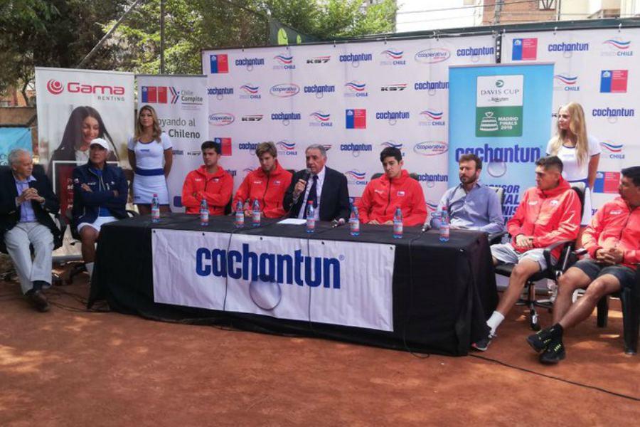 Tenis/Copa Davis
