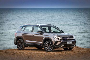El Taos se convierte en el sexto SUV del portafolio Volkswagen en Chile
