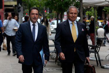 Caso Ascar: Ex ministro Gómez llega a Fiscalía para declarar en la causa
