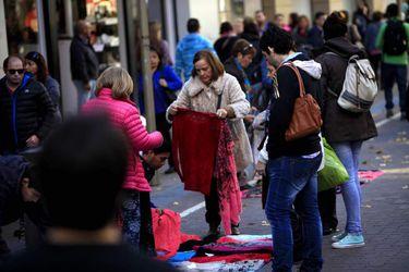 CONCEPCION Cursaran multas a quienes compren en el comercio ambulante