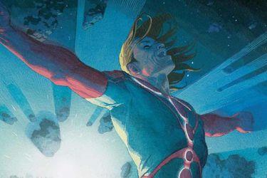 Marvel presentará un nuevo cómic de Los Eternos en noviembre