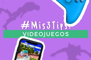 #Mis3Tips | Una selección de entretenidos videojuegos para enfrentar la cuarentena