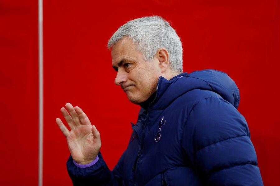 José Mourinho fue despedido de Tottenham.