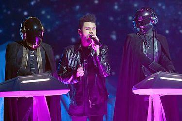 """The Weeknd sobre Daft Punk: """"Ellos son una de las razones por las que hago música"""""""