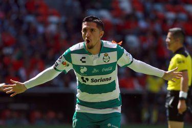 Diego Valdés fue sancionado en México tras romper el protocolo sanitario