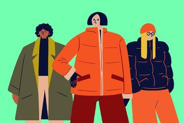 Abrígate este invierno: moda femenina con 50% de descuento y más