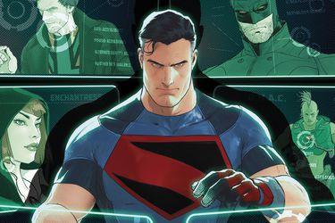 Los nuevos detalles de Superman and The Authority, el nuevo cómic escrito por Grant Morrison