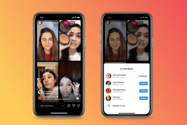 Instagram quiere parecerse un poco más a Zoom con su nueva función para las transmisiones en vivo