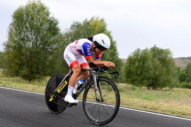 Catalina Soto termina en el puesto 38 en el Mundial