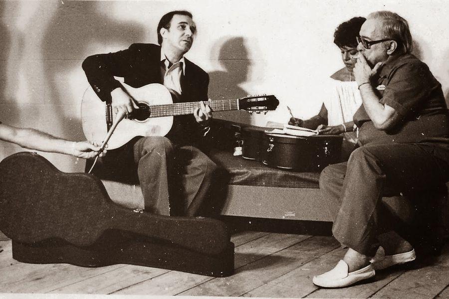 joão gilberto, Vinicius e Miucha