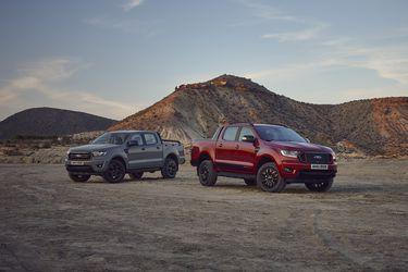 Stormtrak y Wolftrak, así se llaman las nuevas ediciones de la Ford Ranger
