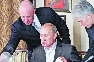 """Las historias que conducen al """"chef de Putin"""""""