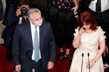 "José Ángel Di Mauro, biógrafo de Cristina Kirchner: ""Alberto Fernández claramente abandonó su promesa de eliminar la grieta que divide a los argentinos"""