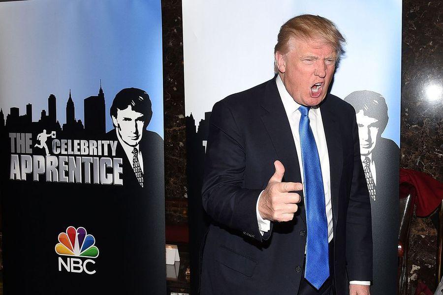 Donald Trump ganó US$ 427 millones con 'The Apprentice', según New York Times