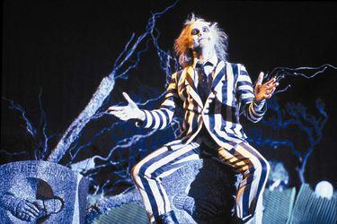 Tim Burton reveló que no hay planes para una secuela de Beetlejuice