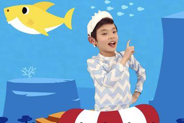 Los videos de Baby Shark ya cuentan con 5 mil millones de visitas