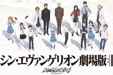 Evangelion: 3.0+1.0 se ha convertido en la película más exitosa de Hideaki Anno