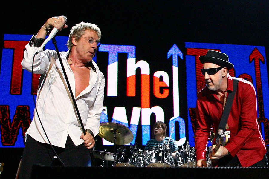 The Who Plays Brisbane