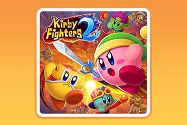 Nintendo filtra por accidente Kirby Fighters 2