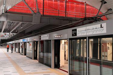 Fono Acoso de Metro ha recibido un total de 57 llamadas por casos de connotación sexual: Solo 11 han terminado en detención