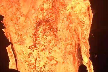 Expertos en alerta por gran actividad del volcán Kīlauea