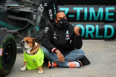 Activista contra el racismo, vegano, animalista y cantante: los otros títulos de Hamilton