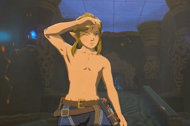Desnudo y con tres corazones: así derrotaron al jefe final del DLC de Zelda