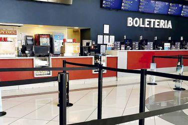 No más cines: Salas chilenas confirman cierre indefinido por el coronavirus