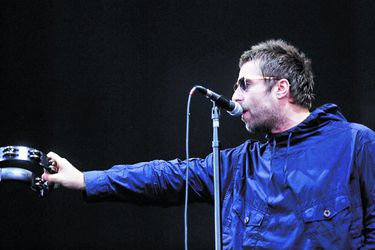 Cuatro de trece canciones: la trastienda del fallido show de Liam Gallagher