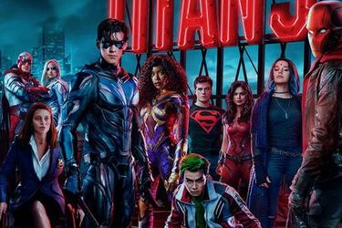 El tráiler de la tercera temporada de Titans anticipa a los peligros de Gotham