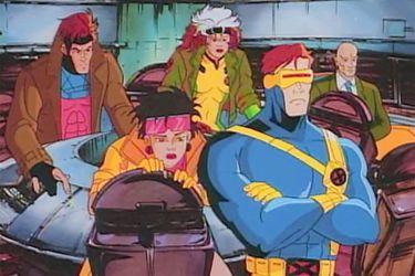 El equipo de la serie animada de los X-Men tantea un nuevo proyecto