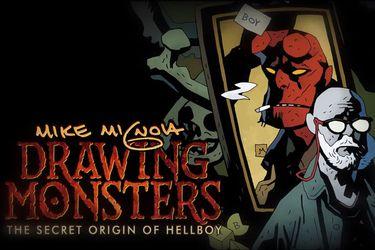 Vean el trailer de Drawing Monsters: Un documental centrado en Mike Mignola, el creador de Hellboy