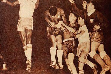 24 de enero: Chile golea 4-1 a Brasil en la Copa América de Montevideo