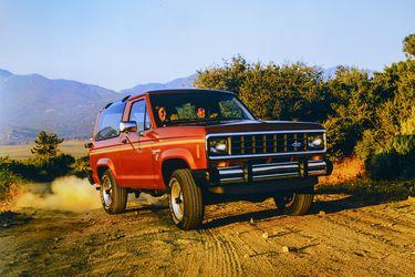 Ford Bronco: el potro americano retoma el galope
