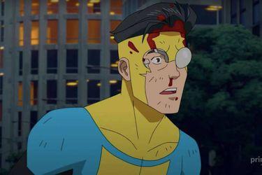 La sangre y los superpoderes salen a relucir en el nuevo tráiler para la serie de Invincible