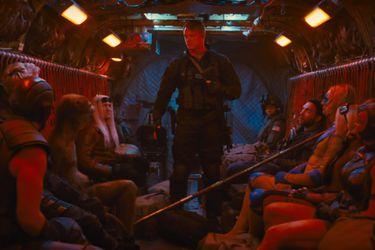 James Gunn reveló que aparentemente otro personaje habría sobrevivido a los eventos de The Suicide Squad