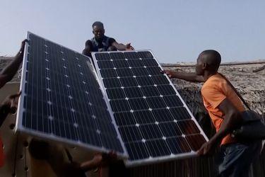 En África recurren a la energía solar para poder conservar las vacunas