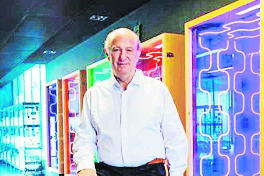 Claudio Engel, empresario