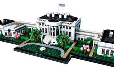 Lego pidió a las tiendas que no publiciten sus sets que involucren la Casa Blanca o a la policía