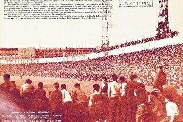 Nostalgia y óxido: el fútbol que nació del barrio