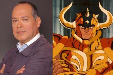 Falleció Alfonso Ramírez, la voz de Aldebarán de Tauro en Caballeros del Zodiaco