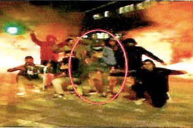 Primera acusación por incendio al Metro: las pruebas de la fiscalía por la quema en estación Pedrero