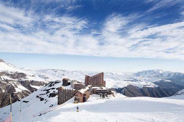 Valle Nevado inicia proceso de reorganización judicial