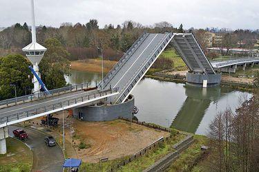 puente cau cau