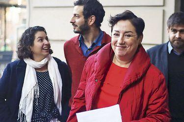 Beatriz Sánchez pide al FA aportes económicos para su fundación