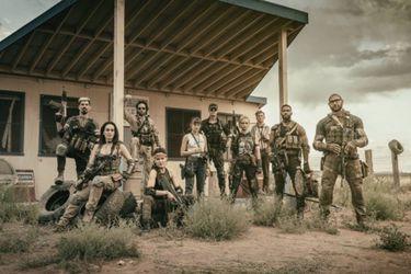 El primer vistazo a Army of the Dead, lo nuevo de Zack Snyder