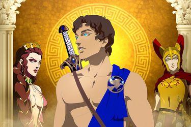 Netflix renueva Blood of Zeus para una segunda temporada